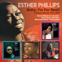 Esther Phillips  Baby, I'm For Real! (2 CD)
