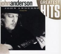 Anderson, John  Greatest hits (CD)