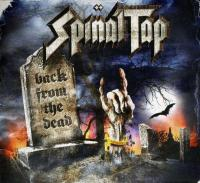 Spinal Tap  Back from the dead + dvd (2CD)