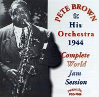 Pete Brown  Complete World Jam Session (CD)