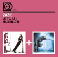 Zazie  Je Tu Ils|Made in Love (CD)