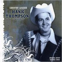 Hank Thompson  Country legend (CD)