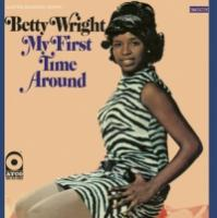 Wright, Betty  My first time around (CD)