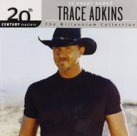 Adkins, Trace  Millennium collection:.. (CD)
