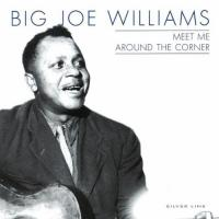 Williams, Big Joe  Meet me around the corner (CD)
