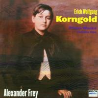 Korngold, E.W.  Complete music for solo.. (CD)