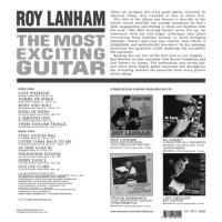 Lanham, Roy  Most exciting.. reissue